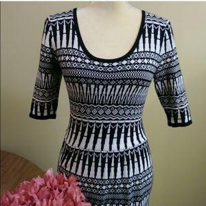 Sweater Dress by Freshman 1996
